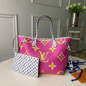 Louis Vuitton neverfull giant purple